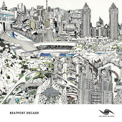Last Night On Earth #BeatportDecade Electronica Album Art