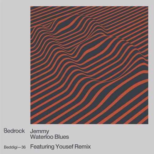 Waterloo Blues Album Art