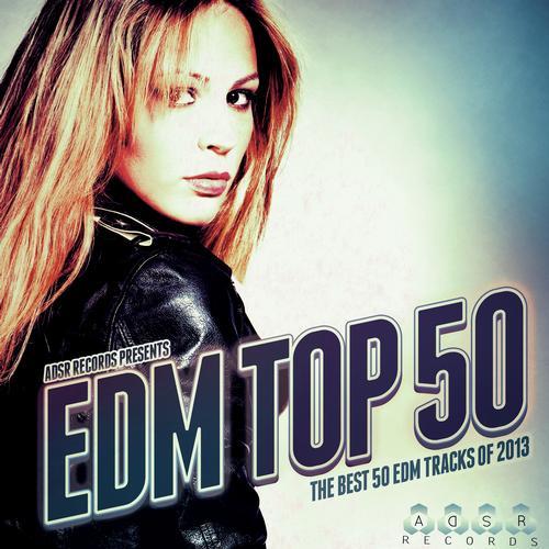 Album Art - EDM Top 50 - The Best 50 EDM Tracks of 2013