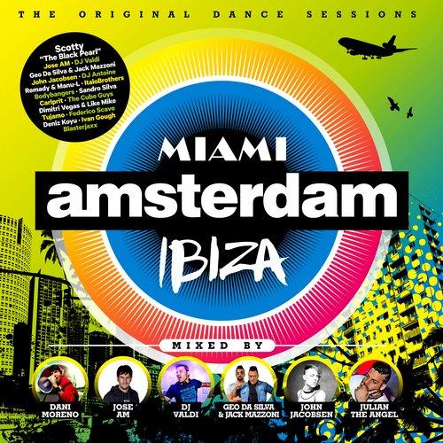Miami Amsterdam Ibiza Album Art