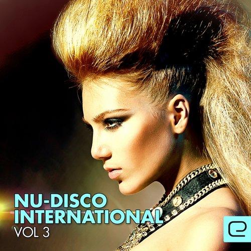 Nu-Disco International, Vol. 3 Album Art