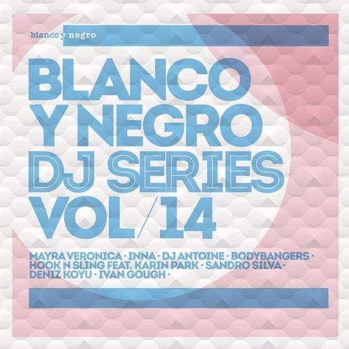 Blanco Y Negro DJ Series Vol. 14 Album Art