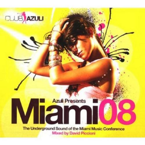 Album Art - Azuli Presents Miami 2008: Mixed