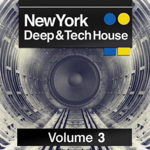 Album Art - New York Deep & Tech House - Volume 3