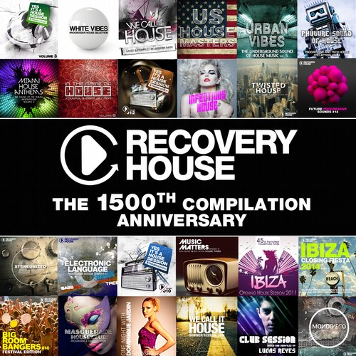 Album Art - Recovery House 1500 - The 1500th Compilation Anniversary