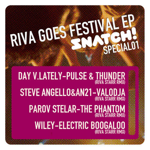 Album Art - Riva Goes Festival EP
