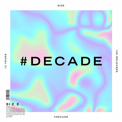 Album Art - DECADE #4