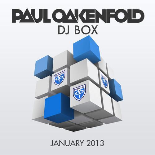 Album Art - DJ Box - January 2013
