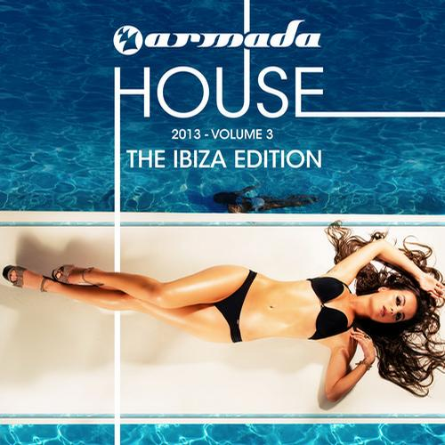 Album Art - Armada House 2013-03 - The Ibiza Edition