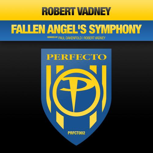 Album Art - Fallen Angel's Symphony
