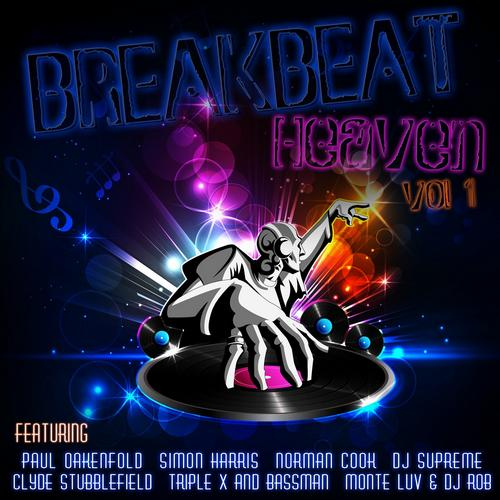 Album Art - Breakbeat Heaven, Vol. 1