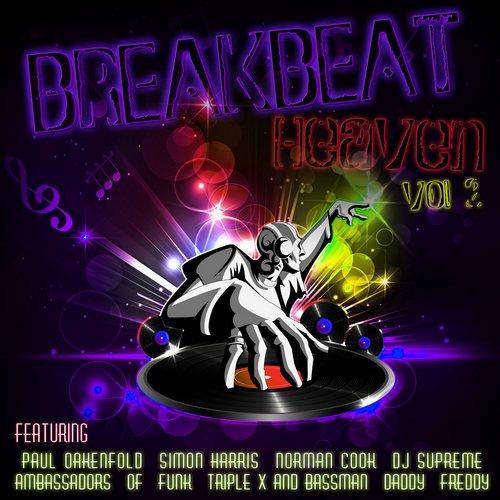 Album Art - Breakbeat Heaven, Vol. 2