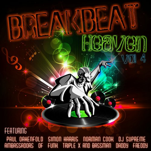 Album Art - Breakbeat Heaven, Vol. 4
