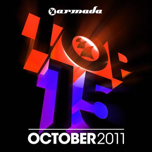 Album Art - Armada Top 15 - October 2011