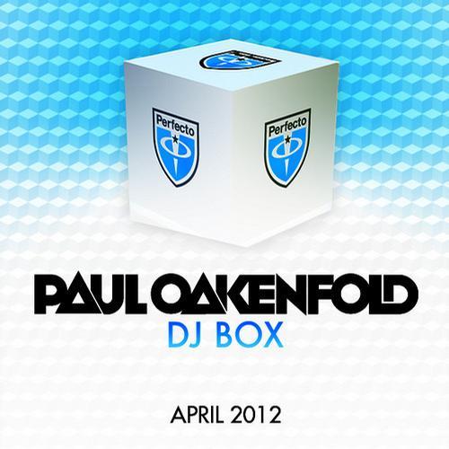 Album Art - DJ Box April 2012
