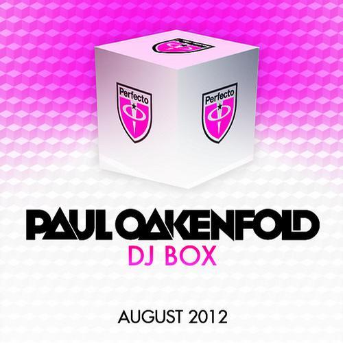 Album Art - DJ Box - August 2012