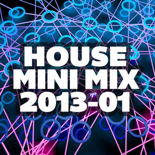 Album Art - House Mini Mix 2013 - 01