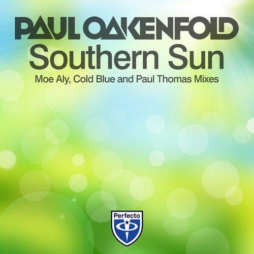 Album Art - Southern Sun - Remixes