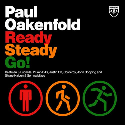 Album Art - Ready Steady Go!
