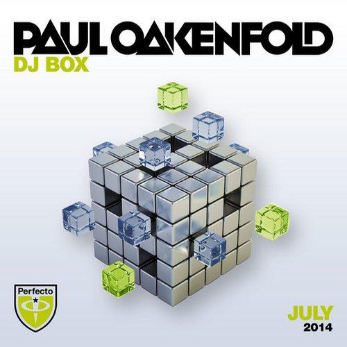 Album Art - DJ Box - July 2014