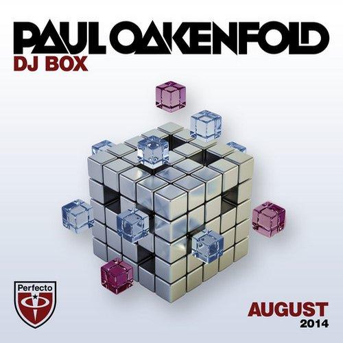 Album Art - DJ Box - August 2014