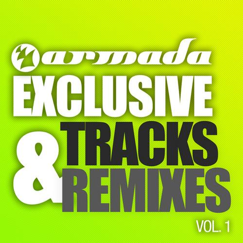 Album Art - Armada Exclusive Tracks & Remixes Vol. 1