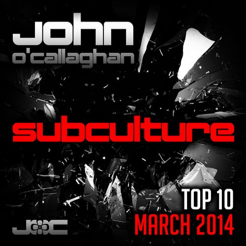 Album Art - Subculture Top 10 March 2014