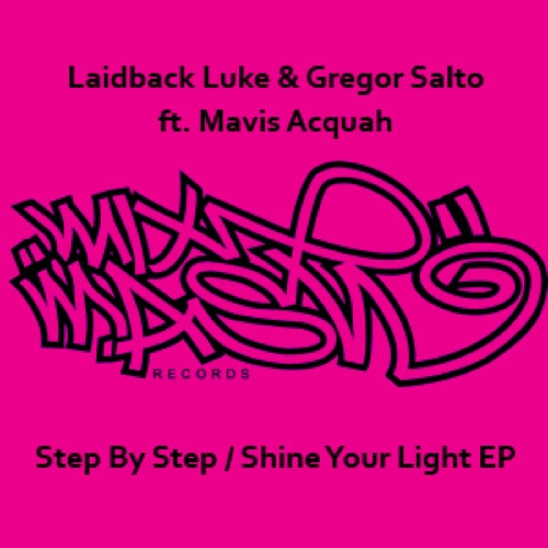Album Art - Shine Your Light / Step By Step