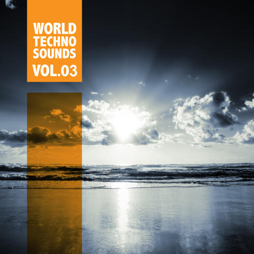 Album Art - World Techno Sounds Volume 03