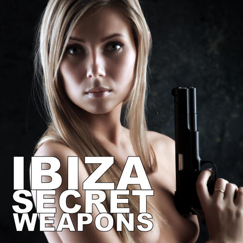 Album Art - Ibiza Secret Weapons Volume 01