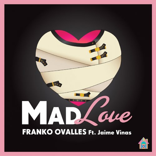 Album Art - Mad Love (feat. Jaime Vinas)