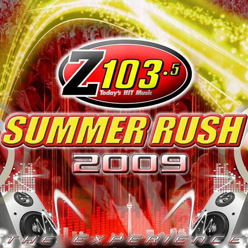Album Art - Z103.5 Summer Rush 2009