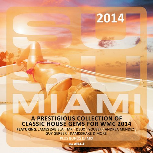 Album Art - suSU Miami 2014