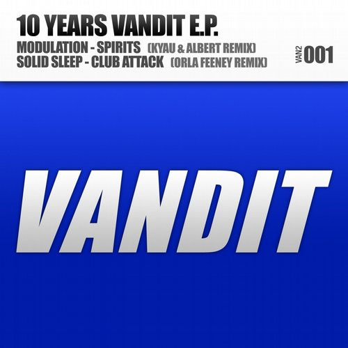 Album Art - 10 Years Vandit Ep