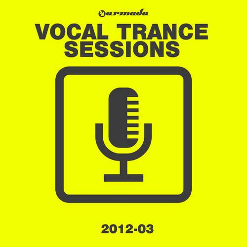 Album Art - Armada Vocal Trance Sessions 2012-03