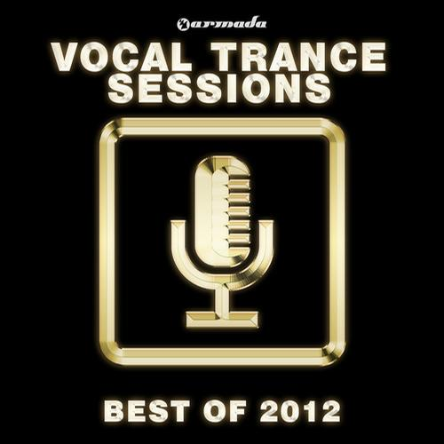 Album Art - Armada Vocal Trance Sessions - Best Of 2012