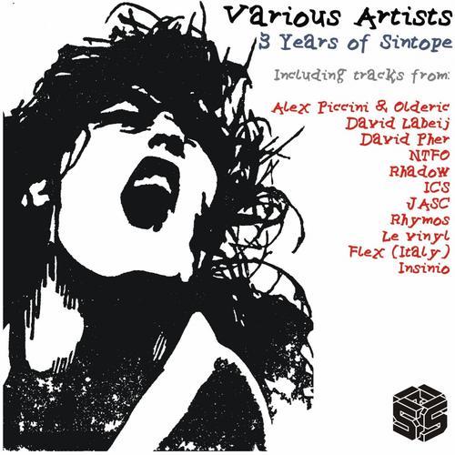 3 Years Of Sintope Album Art