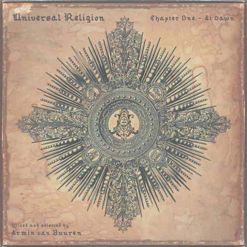 Album Art - Universal Religion Chapter One