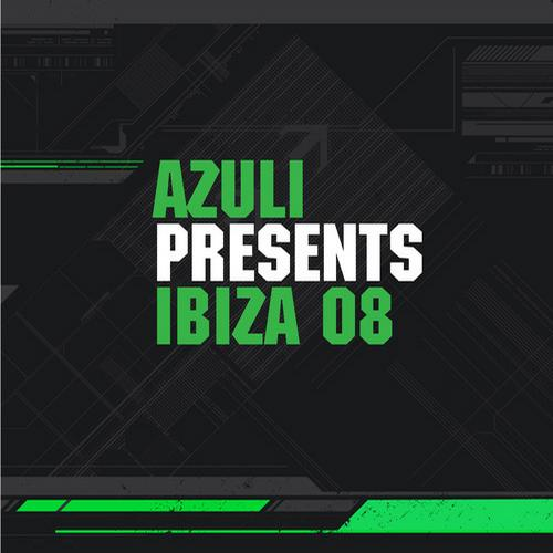 Album Art - Azuli Presents Ibiza 08