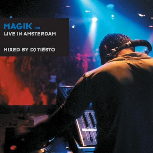 Album Art - Magik Six - Live in Amsterdam