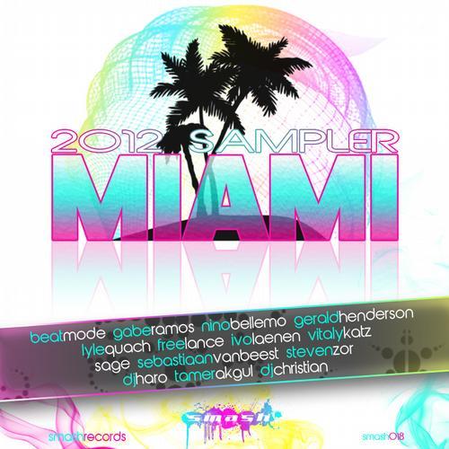 Album Art - Miami 2012 Sampler