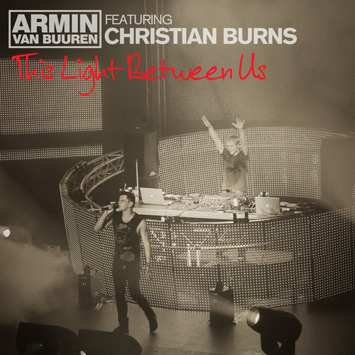 Album Art - This Light Between Us (feat. Christian Burns)