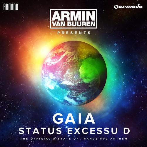 Album Art - Status Excessu D - The Official A State Of Trance 500 Anthem