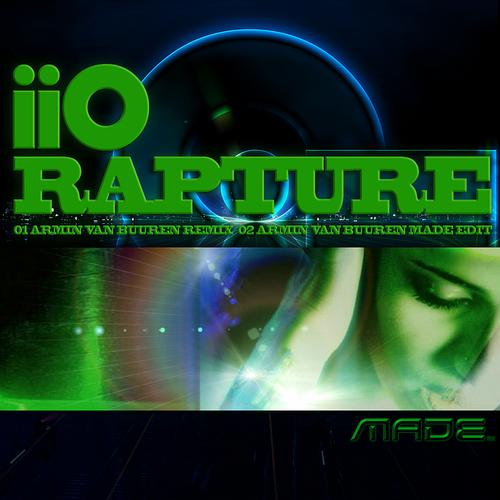 Album Art - Rapture feat. Nadia Ali (Armin Van Buuren Remix Remastered)
