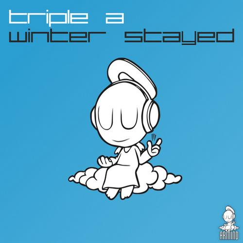 Album Art - Winter Stayed