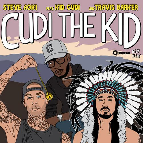 Album Art - Cudi The Kid (feat. Kid Cudi & Travis Barker)