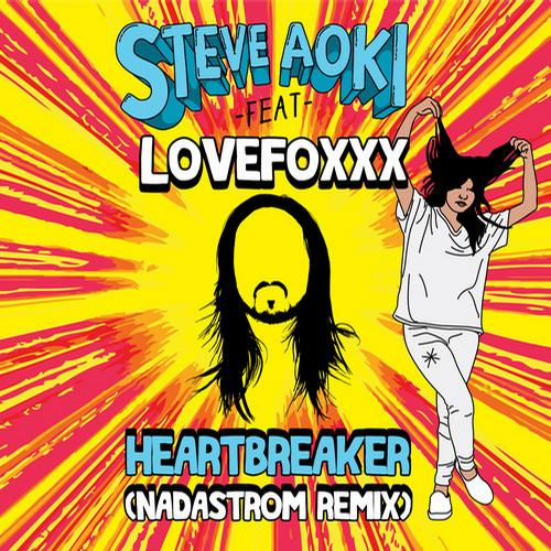 Album Art - Heartbreaker (feat. Lovefoxxx) - Nadastrom Remix