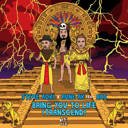 Album Art - Bring You To Life (Transcend) (feat. RAS)