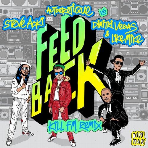 Album Art - Feedback (Kill FM Remix)