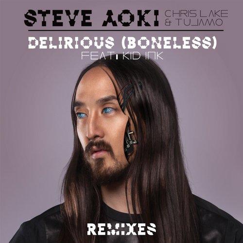 Album Art - Delirious (Boneless) - Remixes